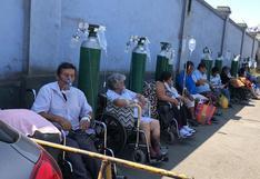 Ministerio de Salud asegura que en la actualidad los hospitales y centros médicos sí tienen oxígeno