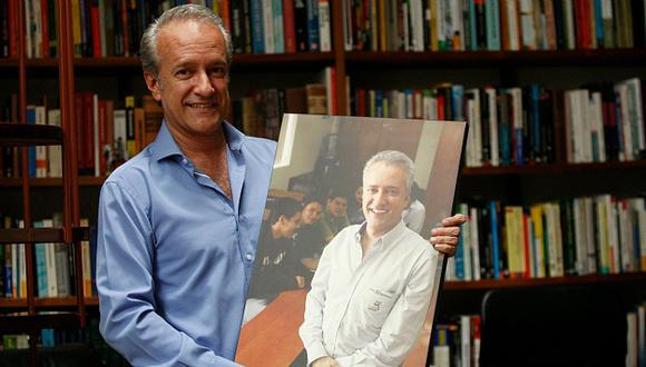 Nano Guerra García, el candidato de Solidaridad Nacional (Anthony Niño de Guzmán)
