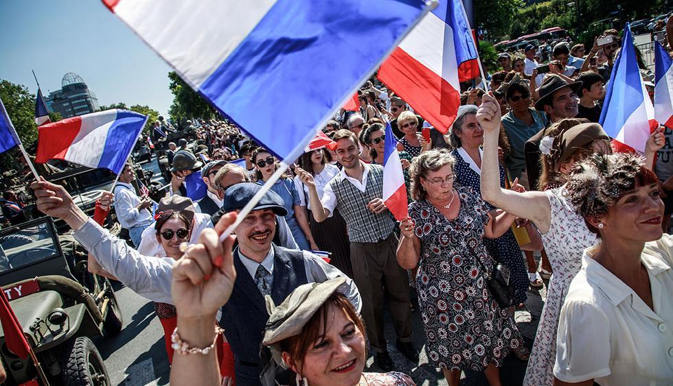 París fue liberada de la ocupación nazi un 25 de agosto de 1944. (Foto: EFE)