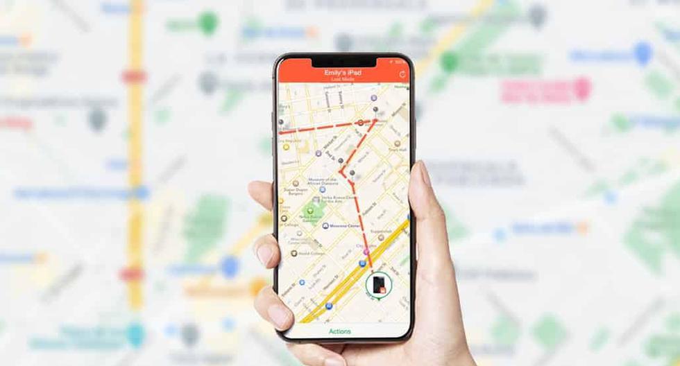 """Google Maps comenzará a dirigir a los conductores por rutas """"ecoamigables"""". (Foto: Google Maps)"""