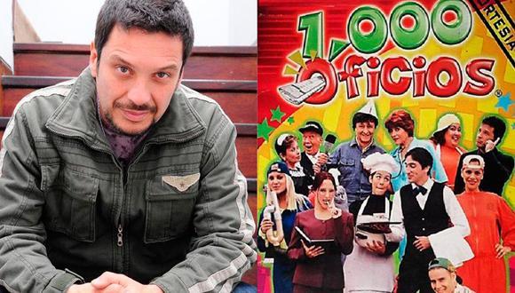"""Lucho Cáceres interpretó a Enrique """"Quique"""" Palacios Gómez en """"Mil Oficios"""". (Foto: composición MAG)"""