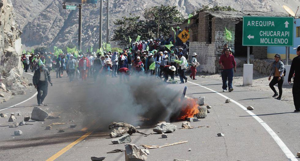 Alto impacto. Tanto los sectores turismo y comercio como agroindustrial y pecuario se vieron afectados por los disturbios. (Miguel Idme)