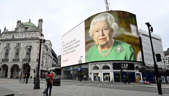 Las emisiones de CO2 de Londres se redujeron en casi un 60% debido a la paralización por el coronavirus. (Foto: AFP/Glyn Kirk)