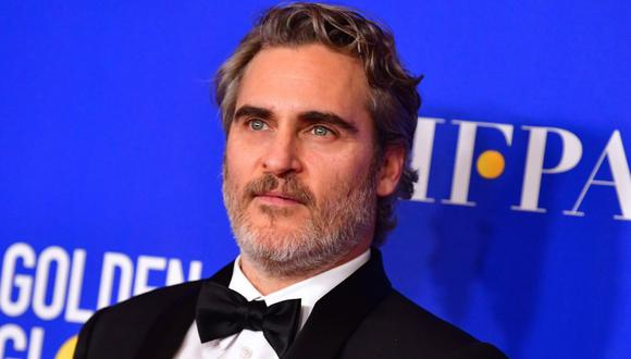 """Joaquin Phoenix interpretará a Napoléon Bonaparte en """"Kitbag"""", la nueva película de Ridley Scott. (Foto: AFP)"""