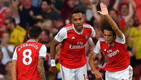 Arsenal vs. Watford se enfrentarán en la Premier League. (Foto: AFP)