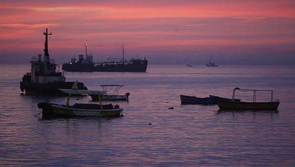 Embarcaciones peruanas fueron retenidas antes del fallo de La Haya. (Referencial/César Fajardo)
