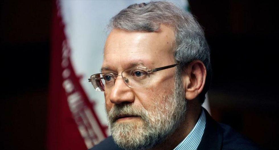 Autoridades iraníes se niegan a dar la cifra de víctimas en las protestas. El presidente del Parlamento iraní, Alí Lariyaní, se negó este domingo dar la cifra de víctimas registradas en las recientes protestas. (AFP)
