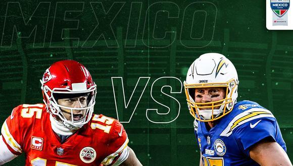 El fútbol americano vuelve al Estadio Azteca de México. (Foto;: NFL en español)