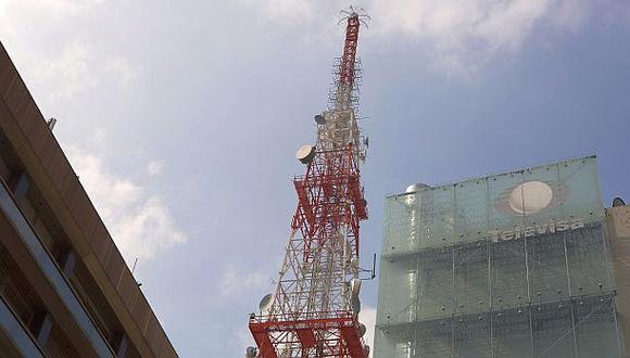 La cadena Televisa controla 70% de la televisión abierta en México. (Bloomberg)