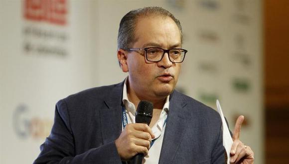 El procurador general de Colombia, Fernando Carrillo. (Foto: EFE)