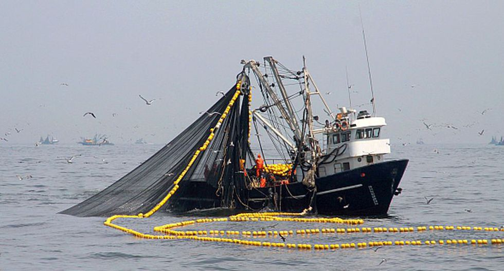 La nueva cuota de pesca es de 180,000 toneladas. (Foto: GEC)