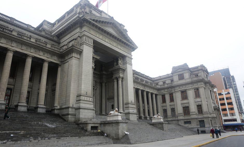 Poder Judicial implementa registro de visitas obligatorio en sus sedes de todo el país. (GEC)