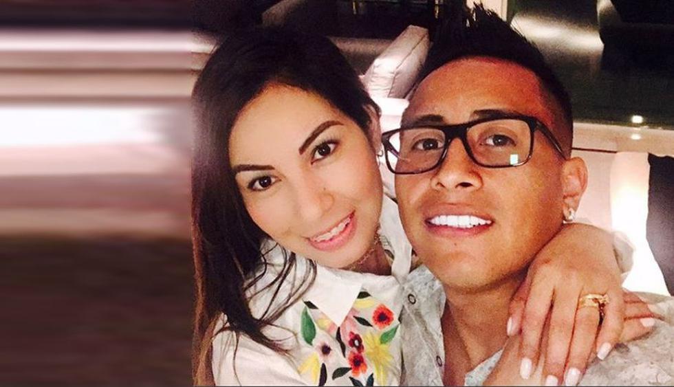 Christian Cueva y Pamela López, se casaron en el 2014.
