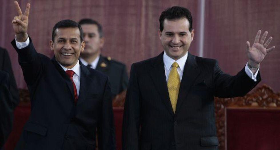 Omar Chehade se arrepiente por defender a Ollanta Humala. (USI)
