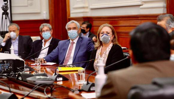 """María Isabel León señaló que """"hay que abrirse a la inversión privada"""". (Confiep)"""