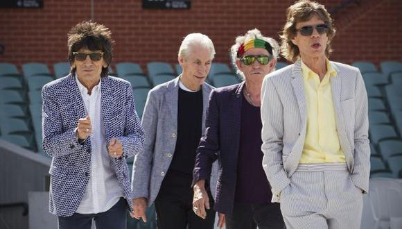 The Rolling Stones en batalla legal con aseguradora. (EFE)