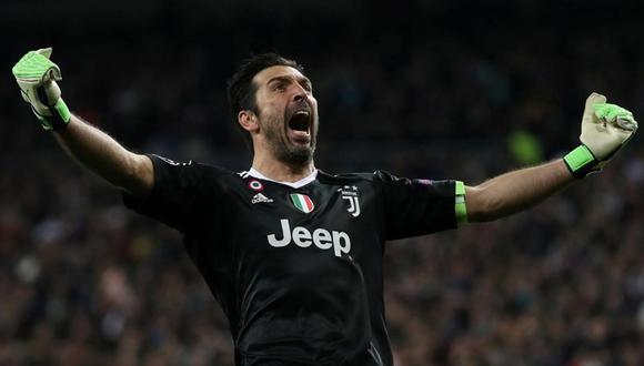 Gianluigi Buffon habló de la posibilidad del retiro. (Foto: Reuters)