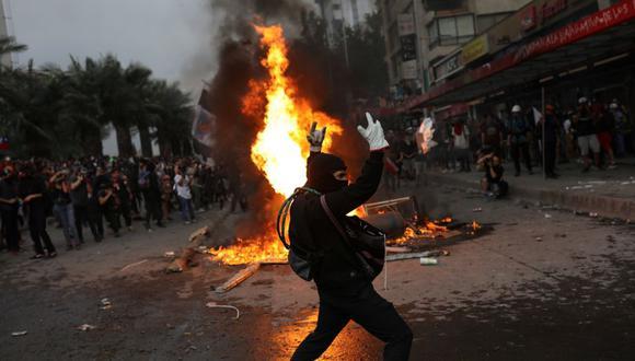Que no nos pase lo de Chile. (Reuters)