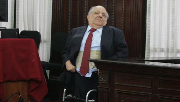 """'Don Bieto' tenía """"negocios"""" en Tribunal Constitucional. (Luis Gonzáles)"""
