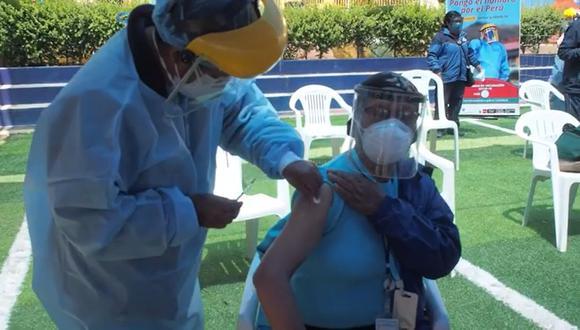 Puno: Las primeras dosis serán enviadas a las redes de salud de Puno y San Román. (Foto: Diresa Puno)