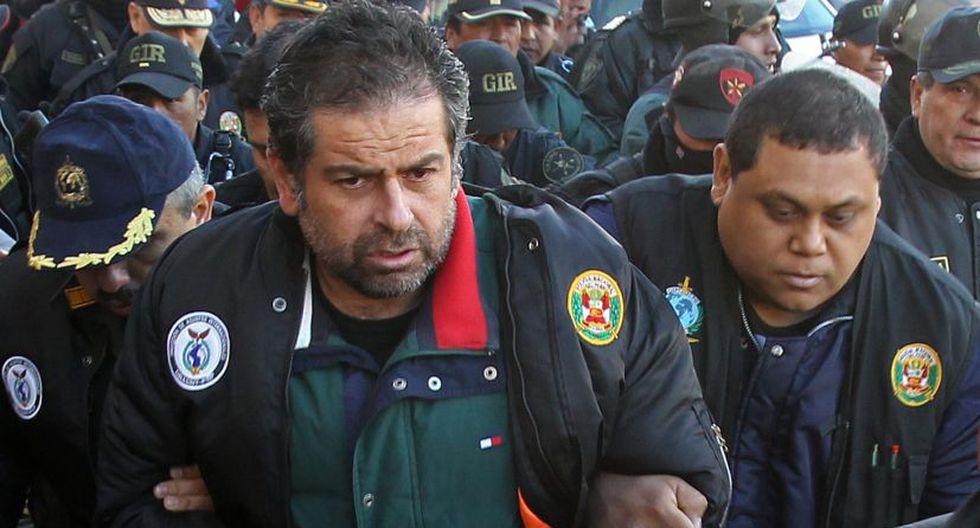 Martín Belaunde Lossio. (Foto:EFE)