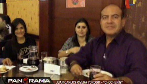 Rivera Ydrogo dio servicios al Estado a través de la empresa Central Media S.A.C. (Captura: Panamericana TV)