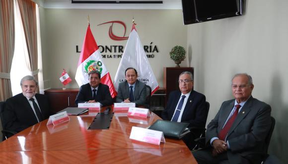 La Comisión Especial tiene por objetivo elegir a los integrantes de la JNJ. (Foto: Lino Chipana / GEC)