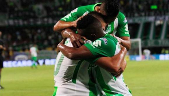 Atlético Nacional vs. Deportivo Cali: chocan por la fecha 14 de la Liga Águila. (Foto: Atlético Nacional)