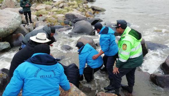 Agentes continúan siguen buscando a los desaparecido(Foto: Cortesía)