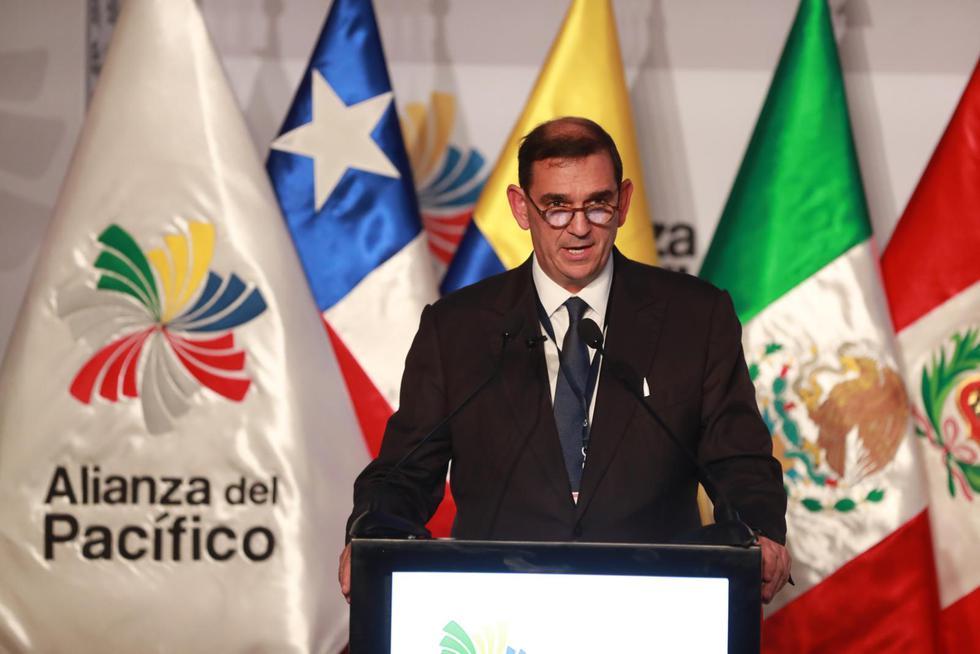 La Cumbre Empresarial de la Alianza del Pacífico reunió a los principales representantes del sector privado.