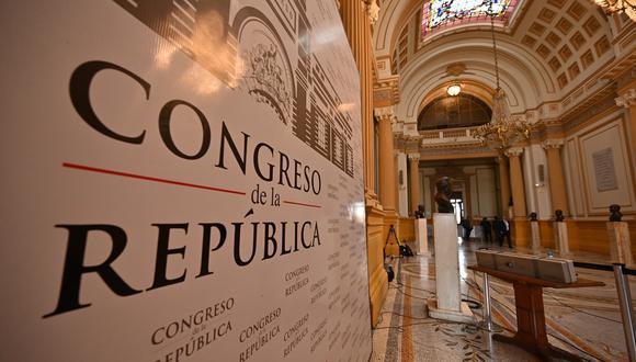 El pleno todavía no se reanuda para debatir el proyecto de la nueva ley agraria. (Foto: AFP)