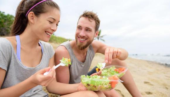 A continuación algunos snacks que puedes llevar a la playa. (Blog Argal)