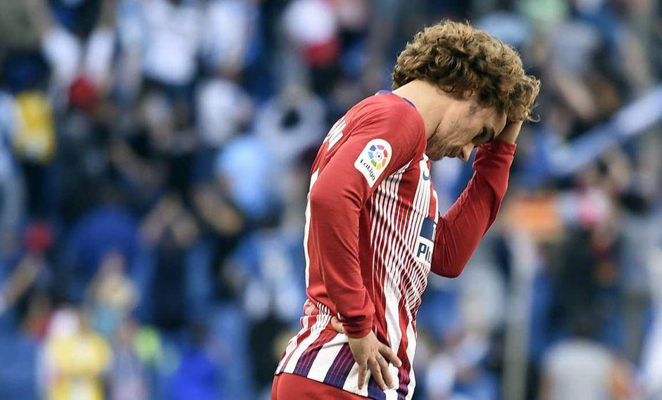 El presidente de Atlético de Madrid se pronuncia sobre la partida de Antoine Griezmann. (Foto: AFP)