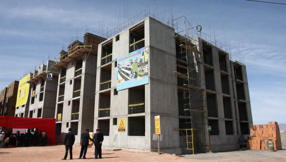 MEJOR USO. Terrenos del Estado serán convertidos en suelo urbano para proyectos de vivienda. (Heiner Aparicio)
