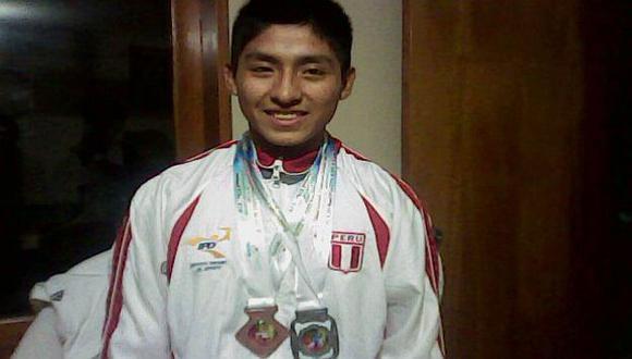 Michael Patiño sumó la segunda medalla para Perú. (Difusión)