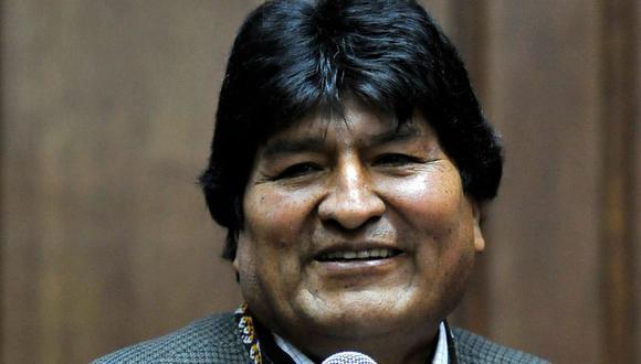 Bolivia: el Congreso del MAS nombró a Evo Morales como jefe de campaña para las próximas elecciones. (AFP)