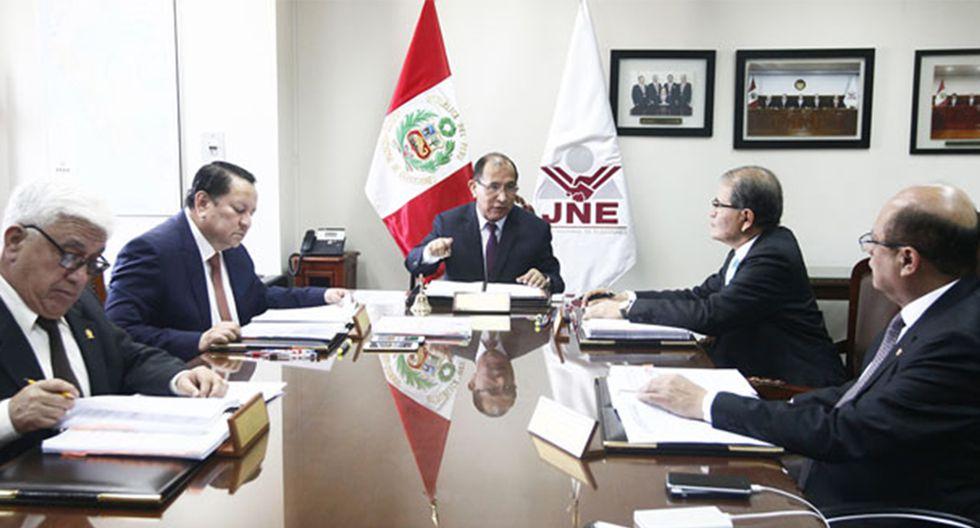 Normatividad regula fusión, suspensión y cancelación de inscripción de agrupaciones políticas. (Foto: JNE)