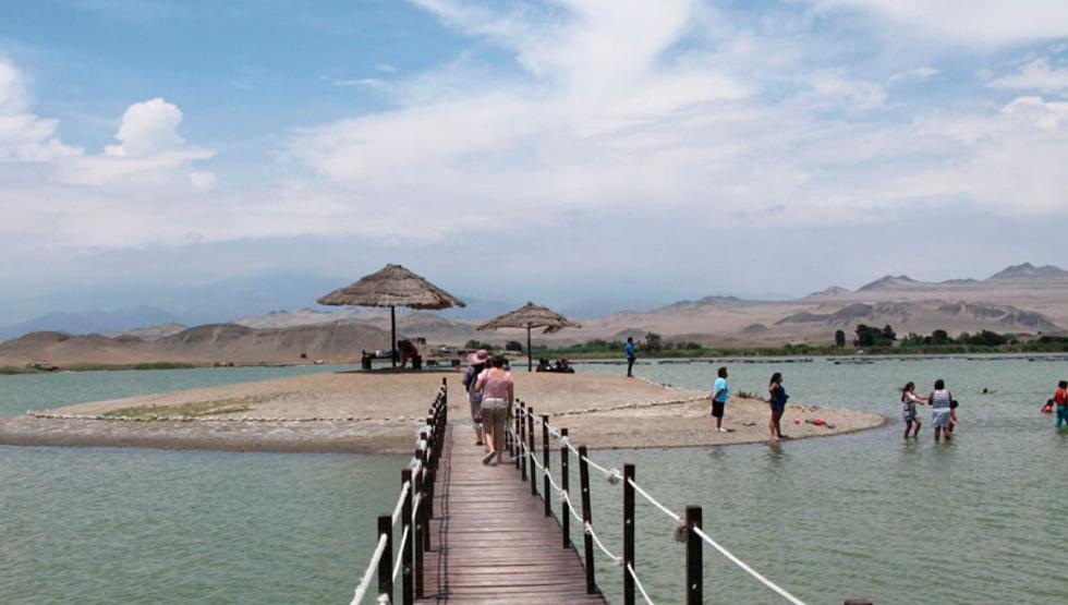 Laguna La Encantada se encuentra a 20 minutos de Huacho. (Foto: alnortechico)