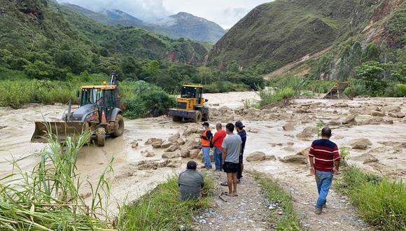 Amazonas: las autoridades recomiendan a los transportistas y viajeros tomar las precauciones del caso porque, según los pronósticos, las lluvias van a continuar en los próximos días. (Foto: Gore Amazonas)