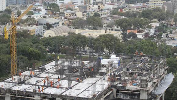 Proyectos inmobiliarios son los que impulsan al sector Construcción. (USI)