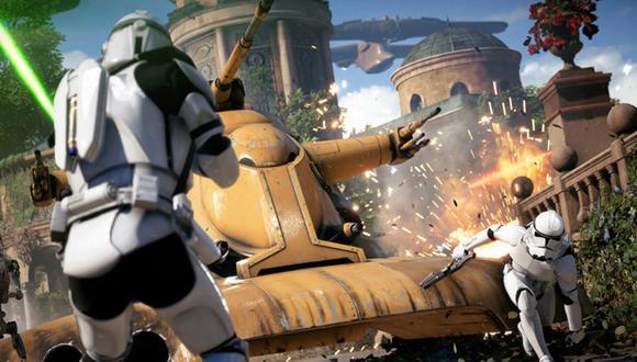 Sorprende la presencia de 'Grand Theft Auto V' y  'Star Wars Battlefront II' entre los diez títulos más descargados. (Play Station)