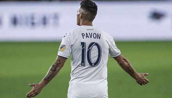 Cristian Pavón llegó a préstamo a Los Angeles Galaxy, procedente de Boca Juniors. (Foto: LA Galaxy)