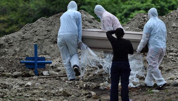 Brasil es el segundo país del mundo más afectado por la pandemia, solo detrás de Estados Unidos. (Foto Referencial/AFP)