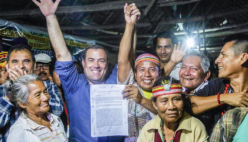 Saramurillo: El conflicto que acabó en fiesta gracias a la voluntad política de entendimiento. (Flickr)