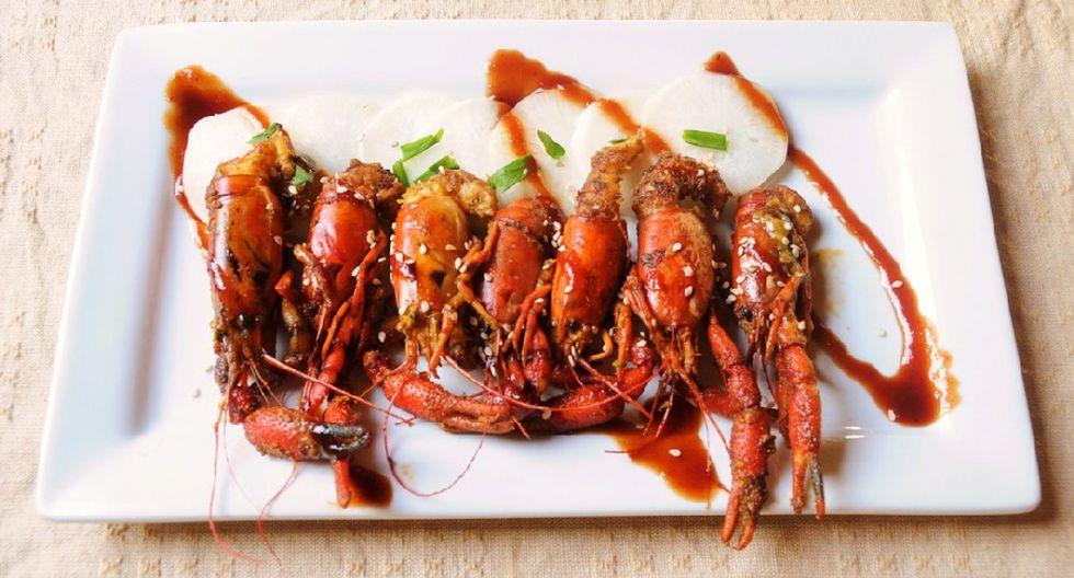 En el hotel La Confianza, ubicado en el kilómetro 45.5 de la carretera a Lunahuaná, puede degustar de unos ricos camarones. (Difusión)
