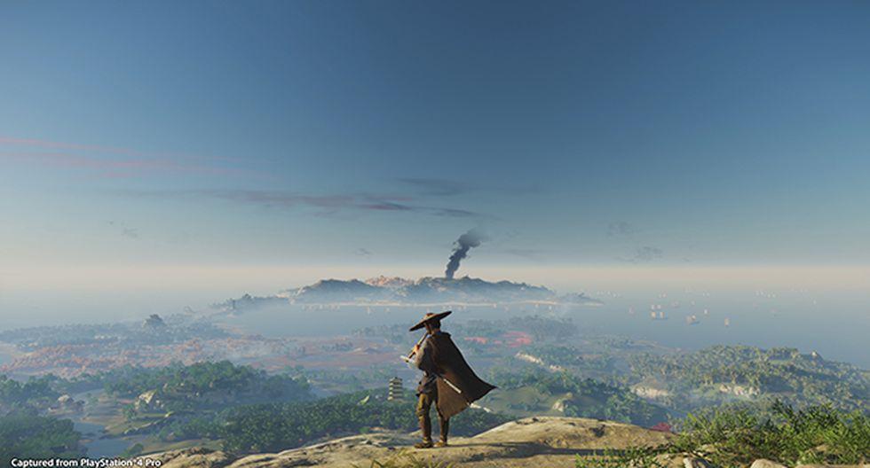 ´Ghost of Tsushima´ sale a la venta este 17 de julio en exclusiva para PlayStation 4.