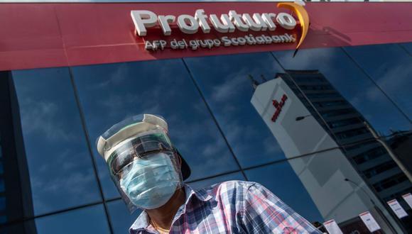 AFP Profuturo. (Foto: AFP)