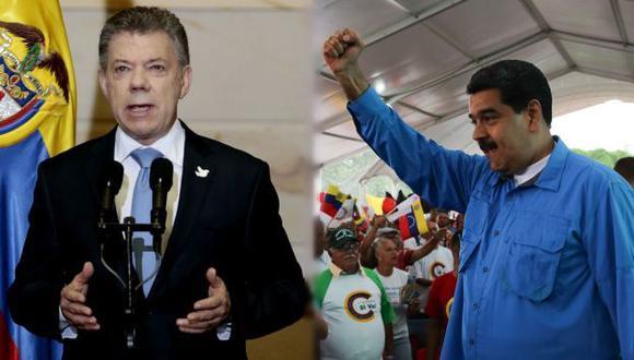 Juan Manuel Santos no reconocerá resultados de Asamblea Constituyente en Venezuela. (EFE)