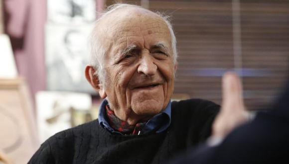 Fernando De Szyszlo falleció el pasado de 9 octubre a los 92 años de edad. (Perú21)