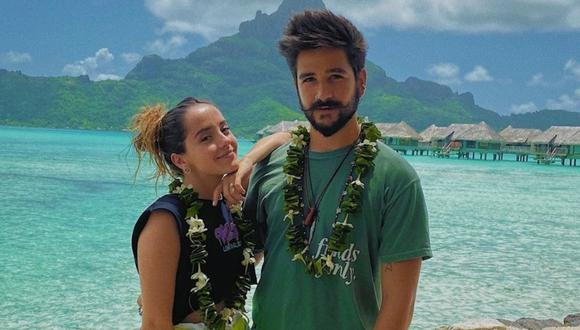 """Camilo y Evaluna lanzan """"Índigo"""", su nueva canción, para anunciar que serán padres . (Foto: Instagram)"""